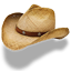 Ковбойская шляпа