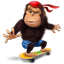 Огненная обезьянка