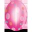 Розовое яичко