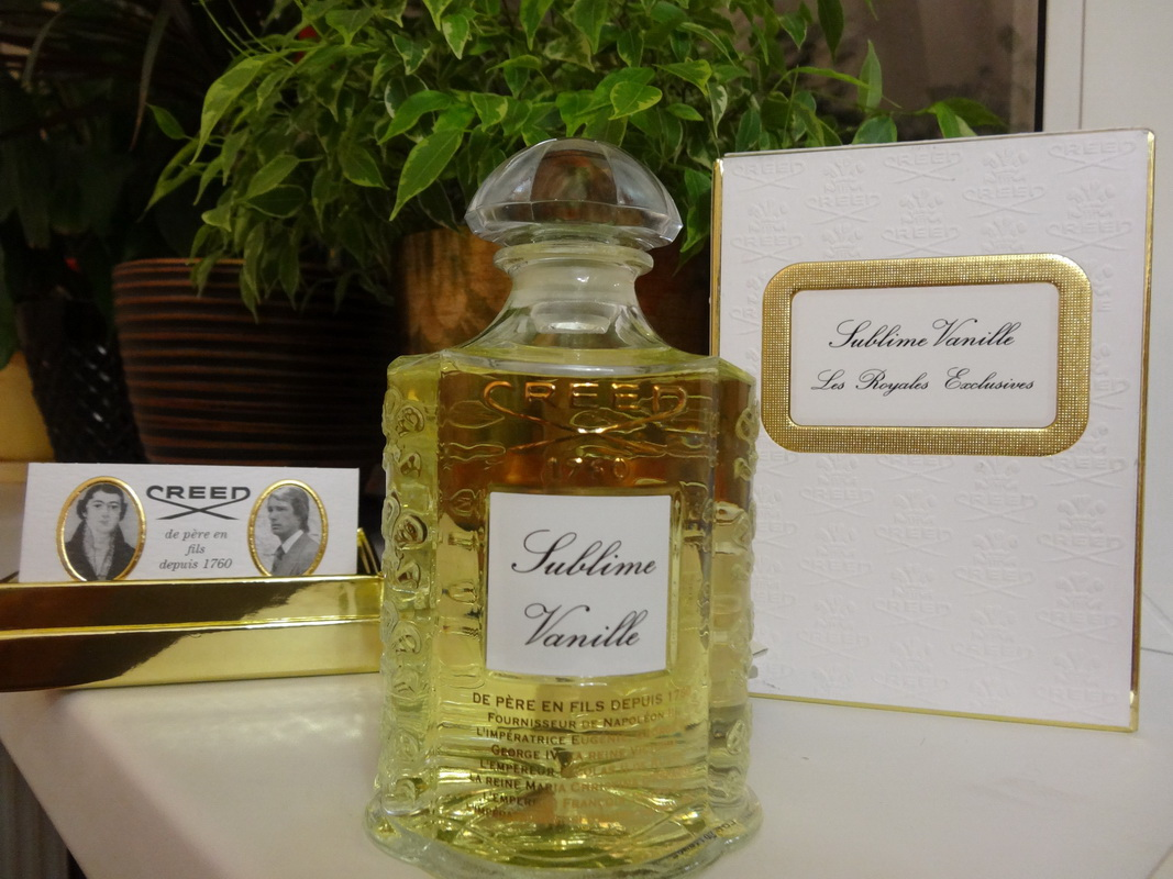 Sublime Vanille Creed Laparfumerie лучший парфюмерный форум россии
