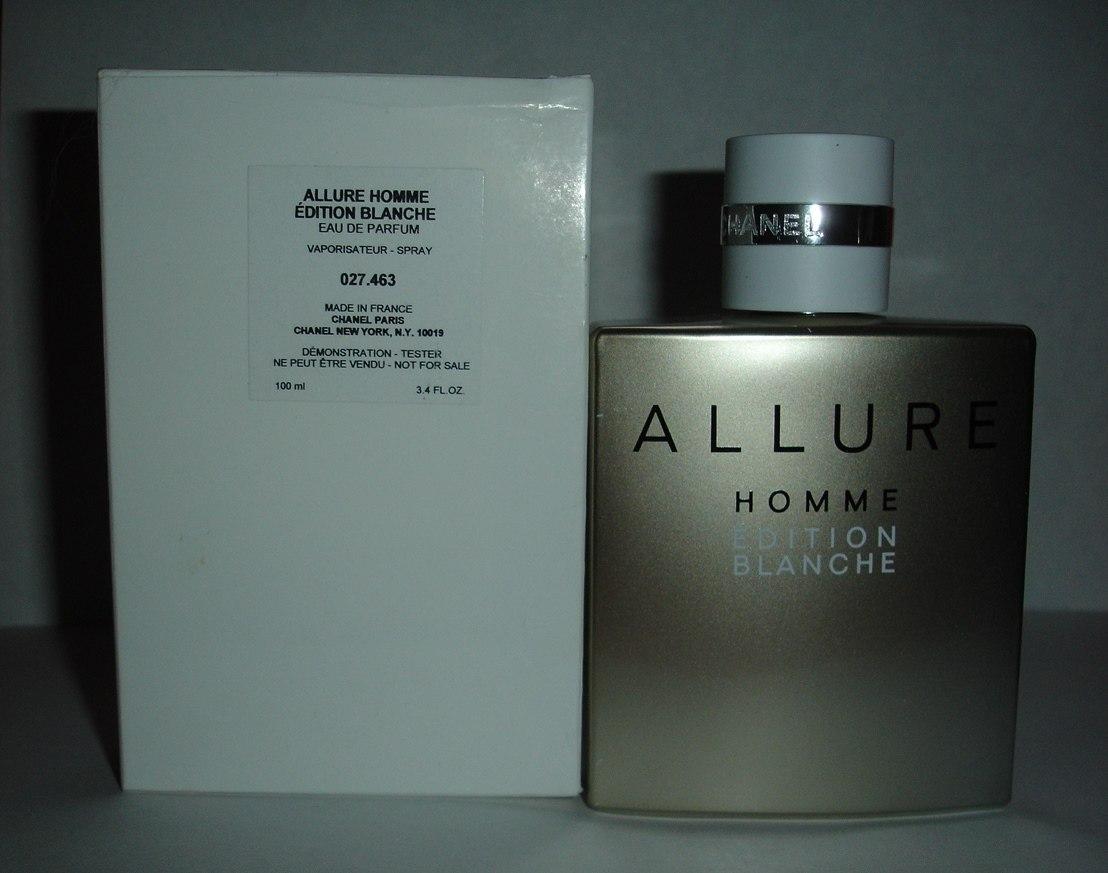 Allure Homme Edition Blanche Eau De Parfum Chanel Laparfumerie