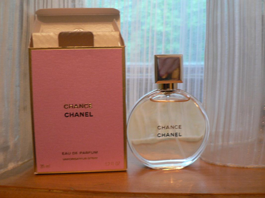 Chance for Women  Chanel  The Fragrance Shop