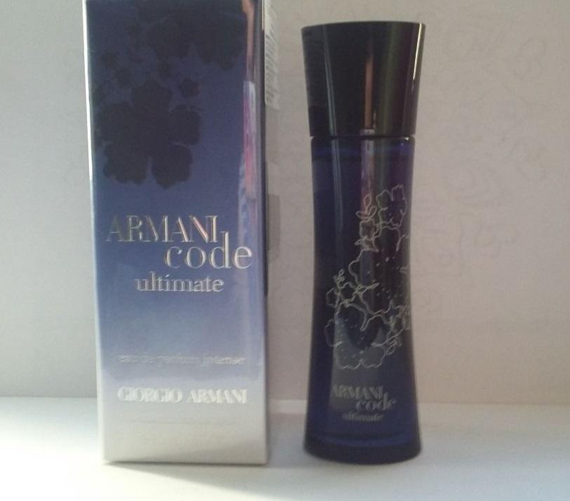 Armani Code Ultimate Femme Laparfumerie лучший парфюмерный форум
