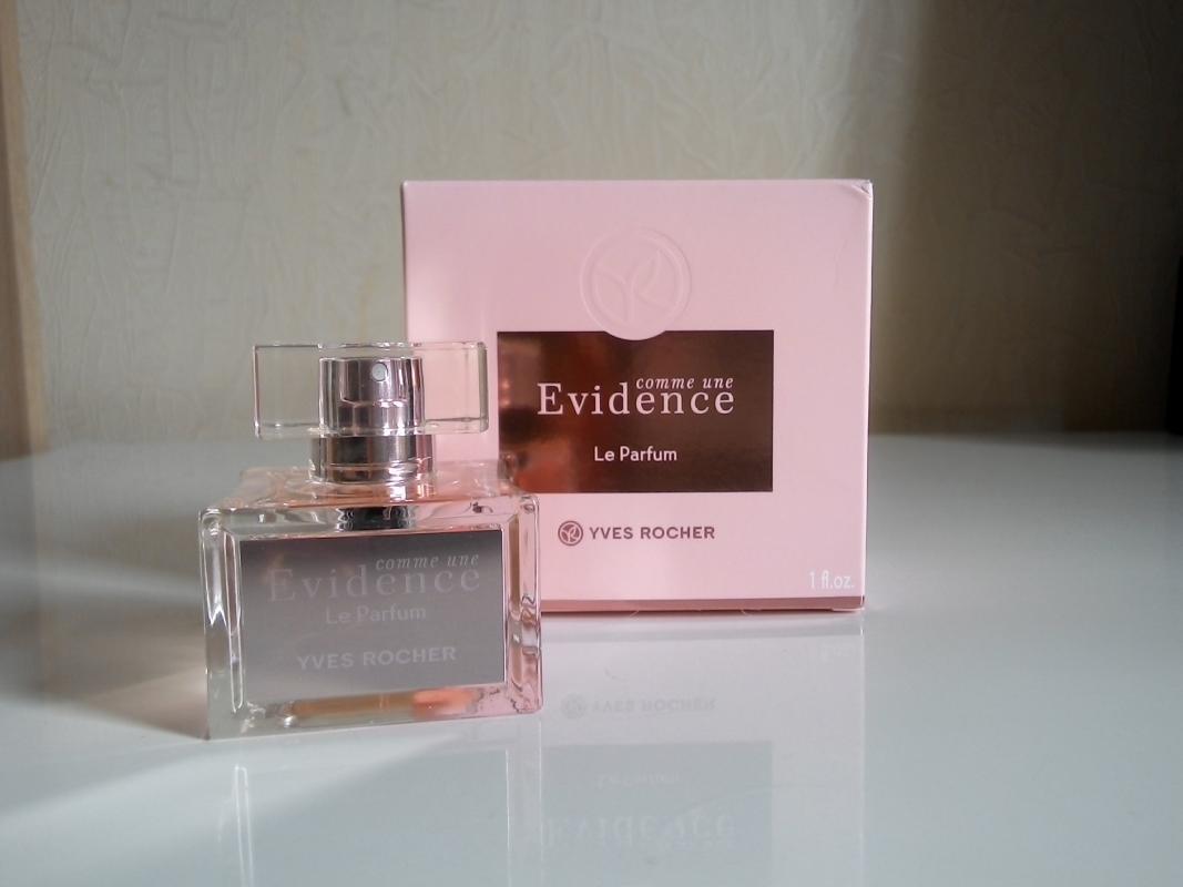 Comme Une Evidence Le Parfum 2003 Yves Rocher Laparfumerie лучший