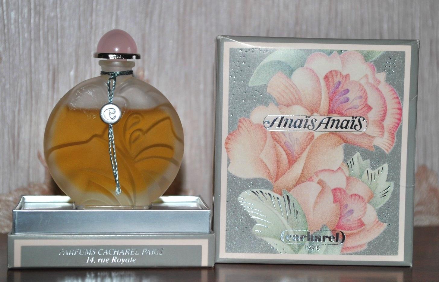 Anais Anais Parfum Concentree Cacharel Para Damas