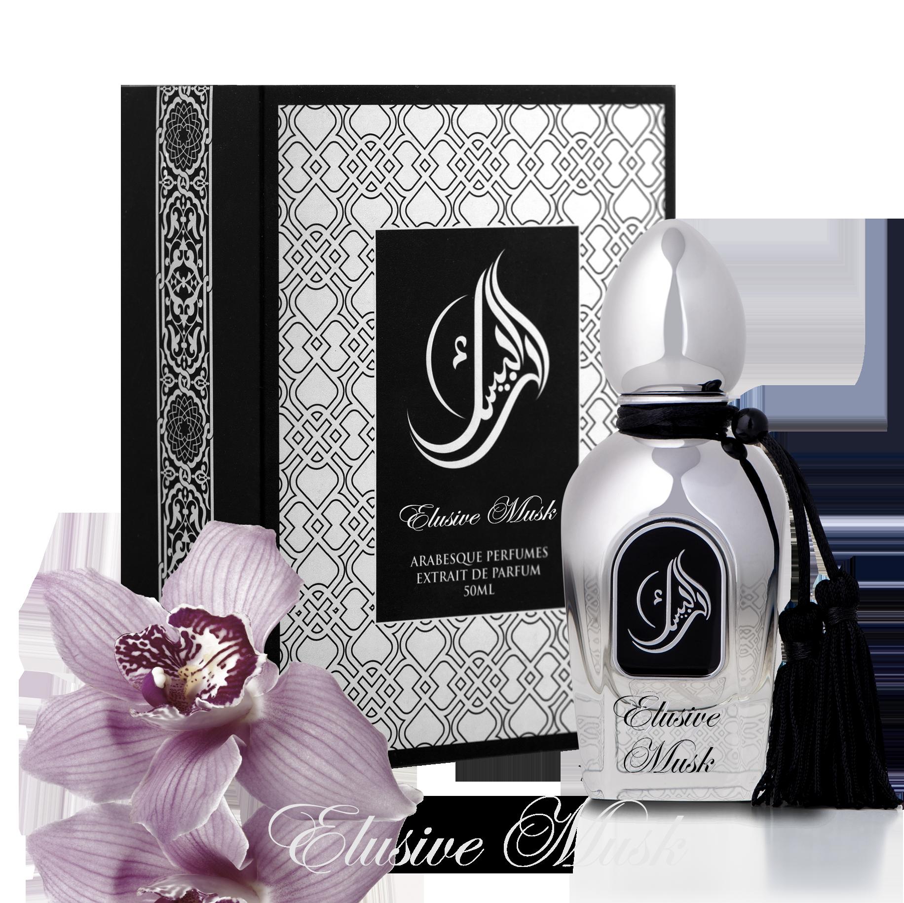 Elusive Musk Arabesque Perfumes Extrait De Parfum ароматы